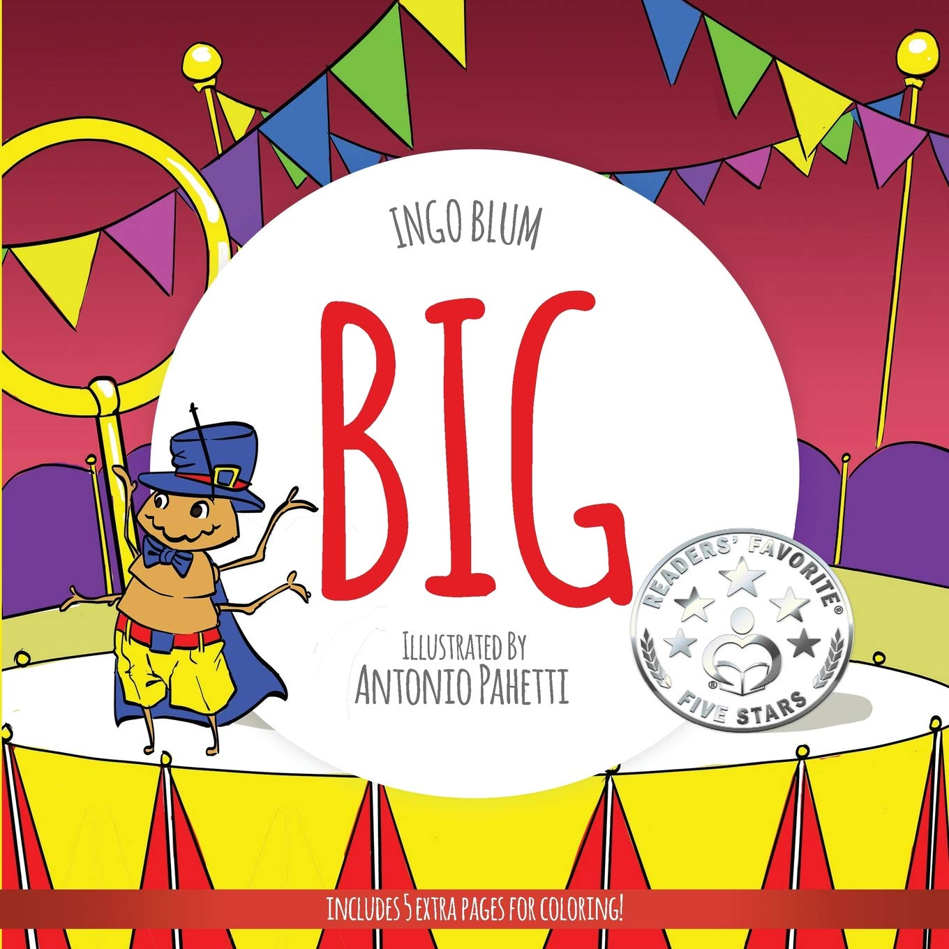 Read Online BIG: A Little Story About Respect And Self-Esteem PDF