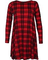 My1stWish Women's Long Sleeve Dress