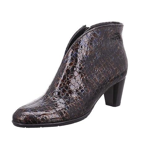 online retailer 12e1d 18545 ARA Damen Stiefeletten Toulouse Stiefelette 12-43408-99 ...