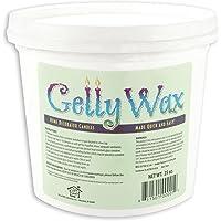 Gelly - Cera para Vela, 63,5 g, Transparente