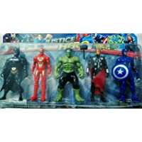 خمس شخصيات أبطال خارقون