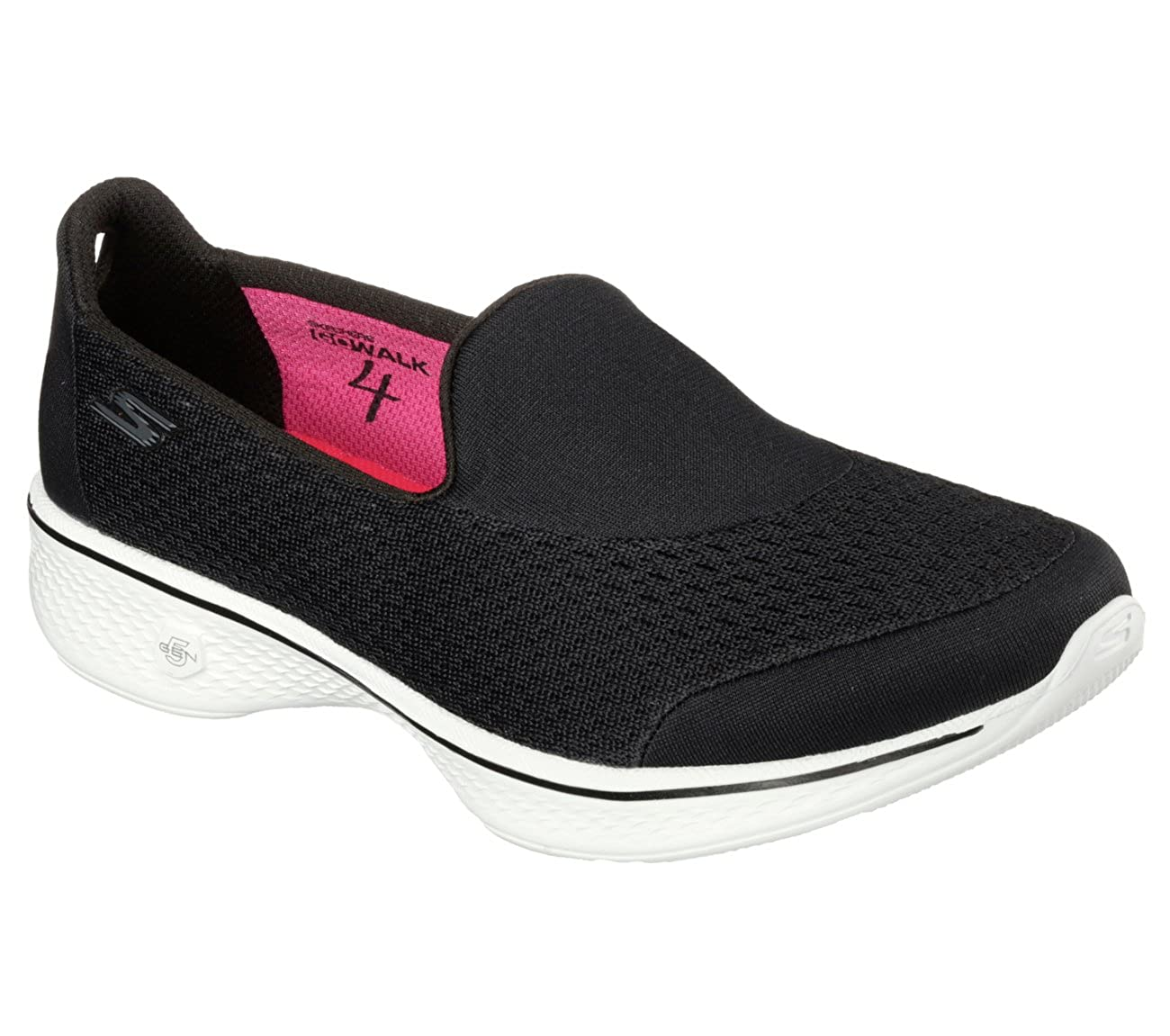 Skechers Go Walk 4 Ladies Trainers | Womens Trainers