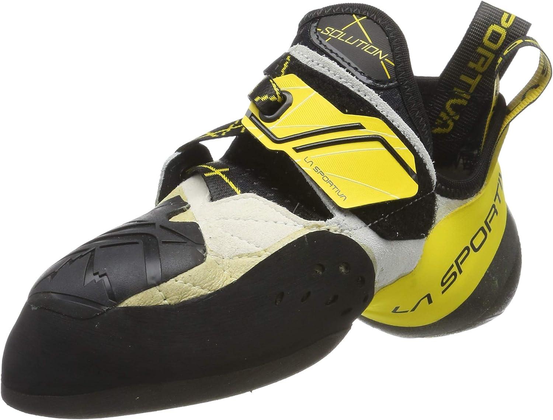 La Sportiva descalade Chaussures pour Homme-Multicolore-Yellow//Black