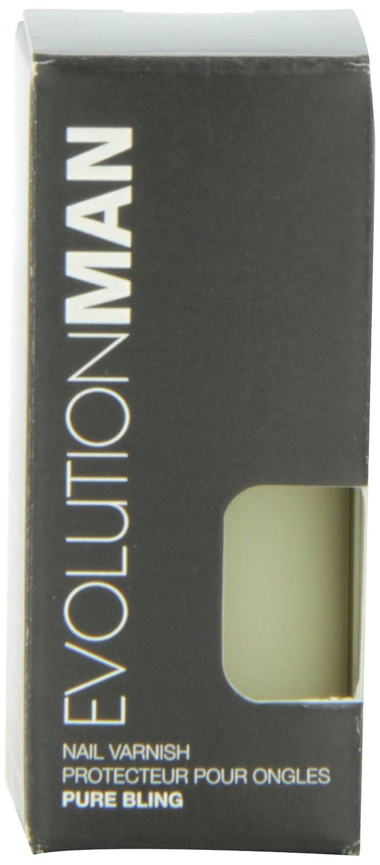Amazon.com : Evolution Man Nails, Pure Bling, 1.8 Ounce : Nail ...