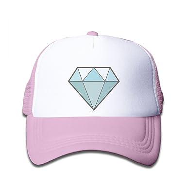 Amazon.com  StyleWe Baseball Caps Blue Diamond Hat  Clothing 64696eae512