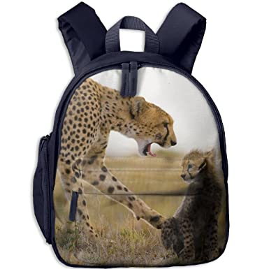 Leopard Panther Family 3D Print Customizable Kids Schoolbags Portable  Bookbags Book Bag Backbag For Youth Girls 320b0e9aa7ad0