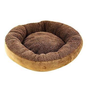 Suave Confortable Cama Para Mascotas, Pet Bed, Calidad Durmiendo Para Gatos Perros Con Cojin Nido Para Pequeños Animales: Amazon.es: Jardín