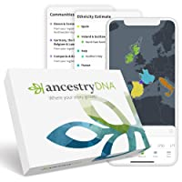 Deals on AncestryDNA: Genetic Ethnicity Test