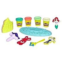 Play-Doh Disney Princess Undersea Wedding with Ariel E0373