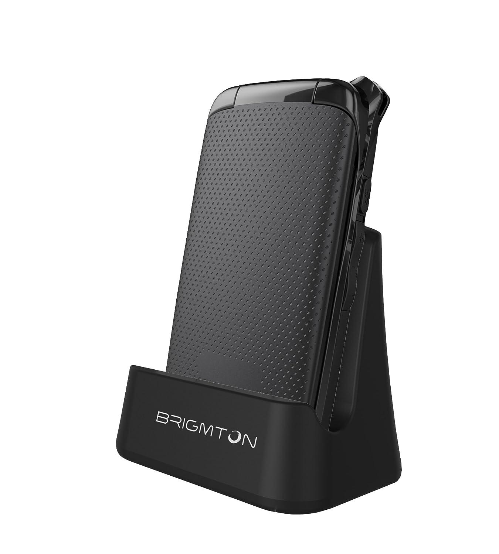 Teléfono Libre BRIGMTON BTM-3 Concha RAD Bluetooth: Amazon.es: Electrónica
