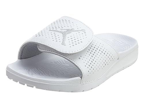 1e6205073 Jordan Hydro 5 Little Kids Style  820259-100 Size  1 Y US White