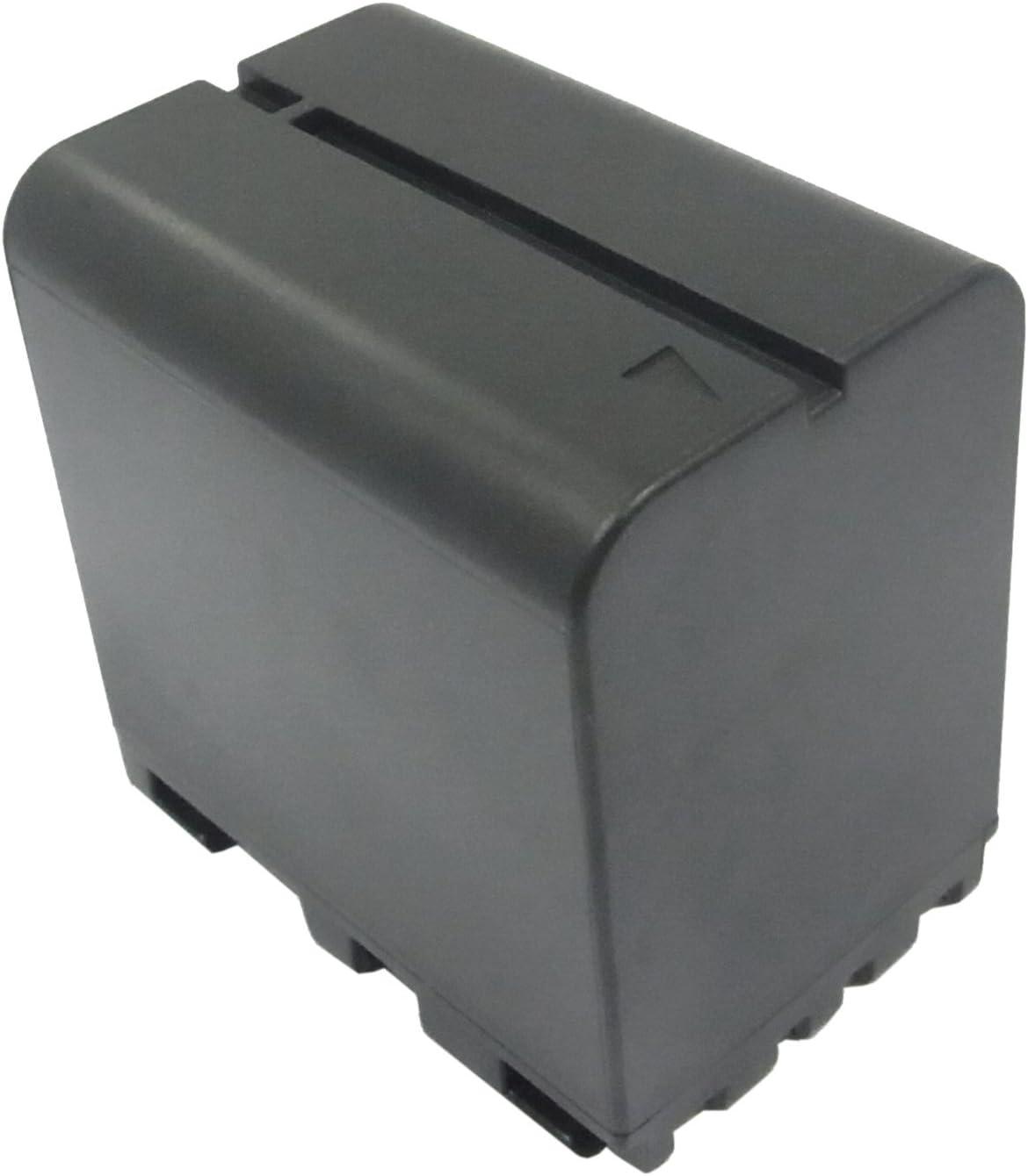 GR-DV500 Battery BN-V428U GR-DV4000 P//N BN-V428 BN-V438 3300mAh Replacement for JVC GR-DV400 GR-DV4000EK GR-DV4000US