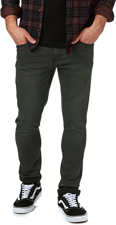 Volcom 2x4 - Pantalones Vaqueros Hombre