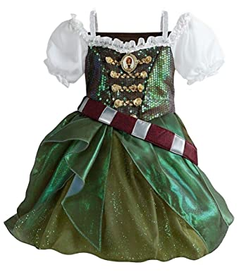 Disney Store Zarina The Pirate Fairy Costume Dress Tinkerbell Size Medium 7/8  sc 1 st  Amazon.com & Amazon.com: Disney Store Zarina The Pirate Fairy Costume Dress ...