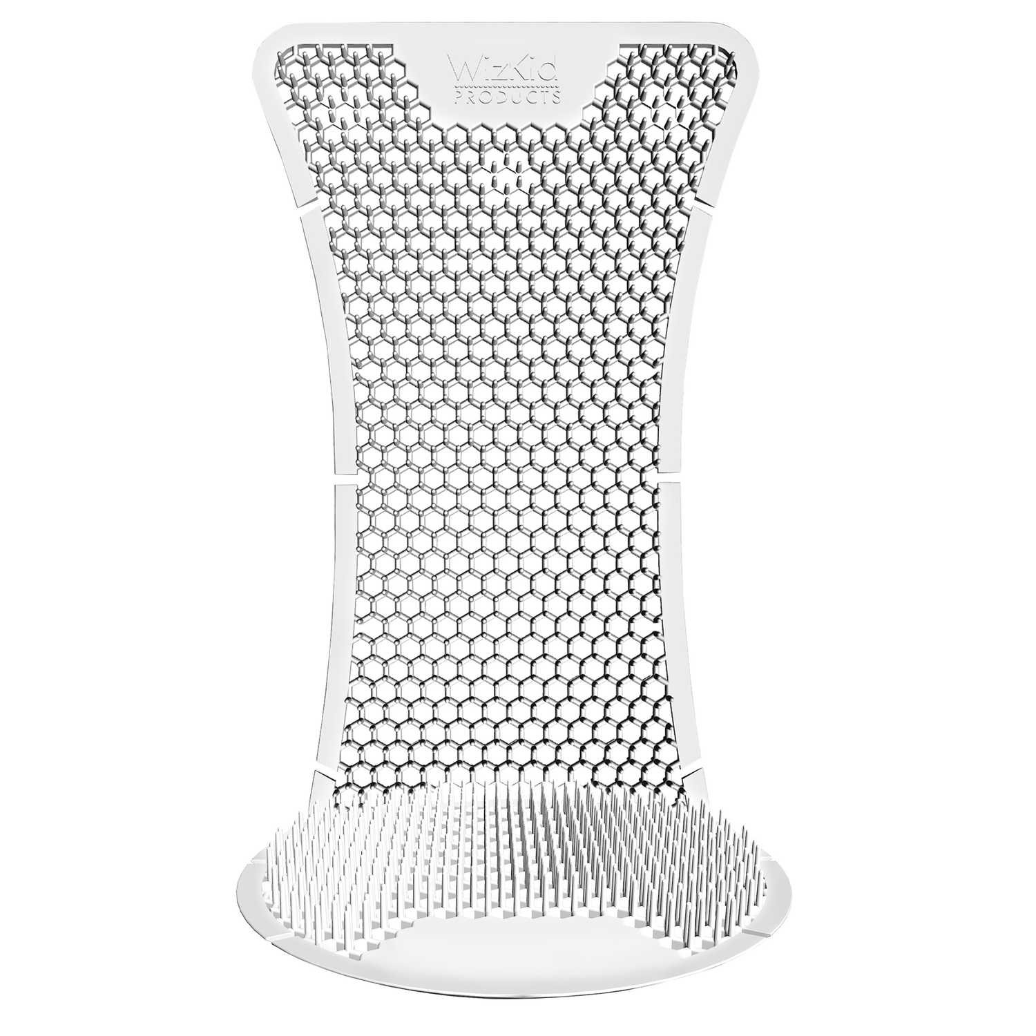 Splash Hog Urinal Screen - Cotton/Blossom Scent | Reduces Splash-Back | Long Lasting Fragrance | Deodorizes for up to 60 Days | 6 Pack by T Market Products