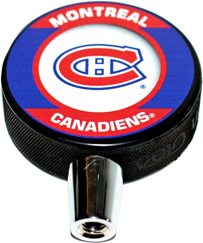 EBINGERS PLACE モントリオールカナディアンズ レトロシリーズ ホッケー NHL パック ビールタップハンドル