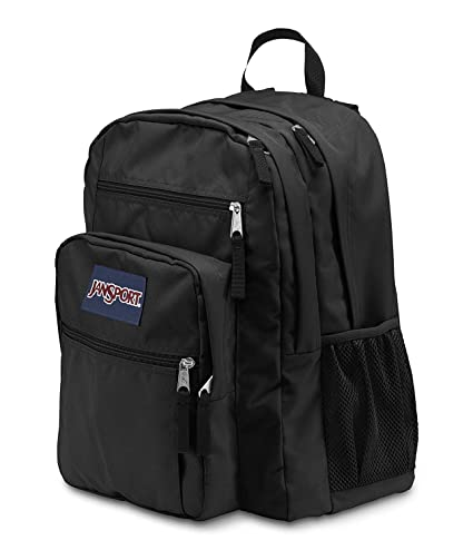 e39d8c21dee Amazon.com: JanSport Big Student Backpack, O/S, A/Black: Sports ...