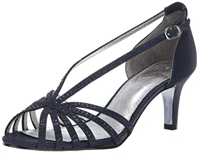 28b2ffa557 Amazon.com   Adrianna Papell Women's Judy Heeled Sandal   Heeled Sandals