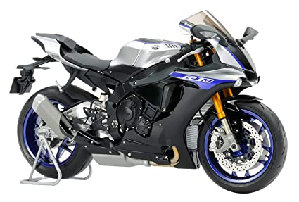 Buy Tamiya 1 12 Yamaha Yzf R1 Motorcycle Series No 133 Online At Low
