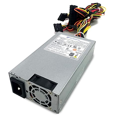 FSP Group Mini ITX Solution / Flex ATX 80 Plus Platinum 500W PMBus V1 2  High Efficiency Power Supply (FSP500-50FSPT)