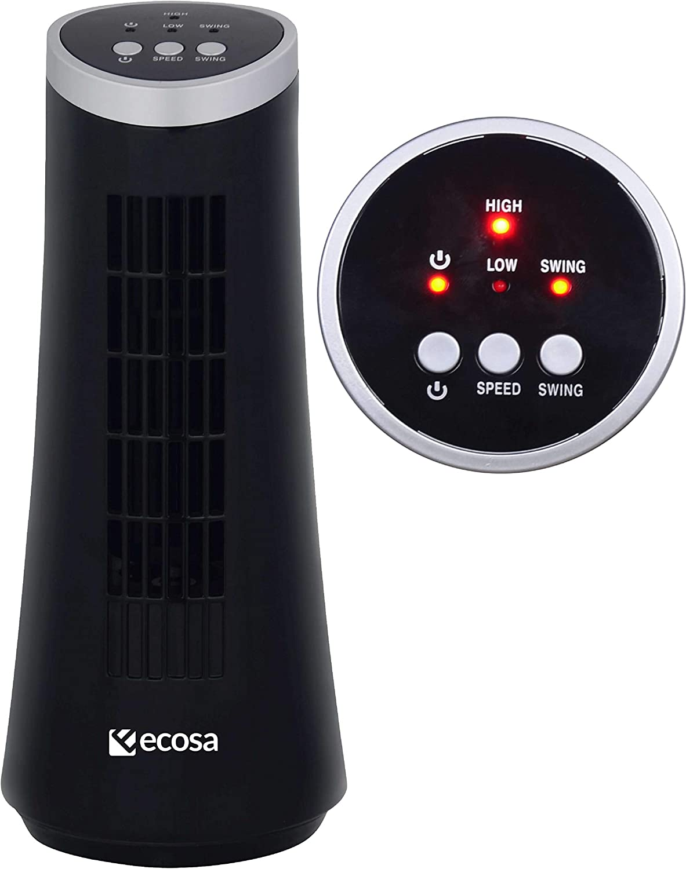 Turm Tischventilator Ventilator Kleiner Ventilator Fan Luftkühler Windmaschine