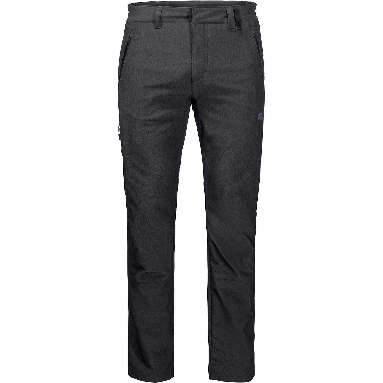 best service 7ebeb c71fb Jack Wolfskin Men's Activate Sky Softshell Hiking Pants ...