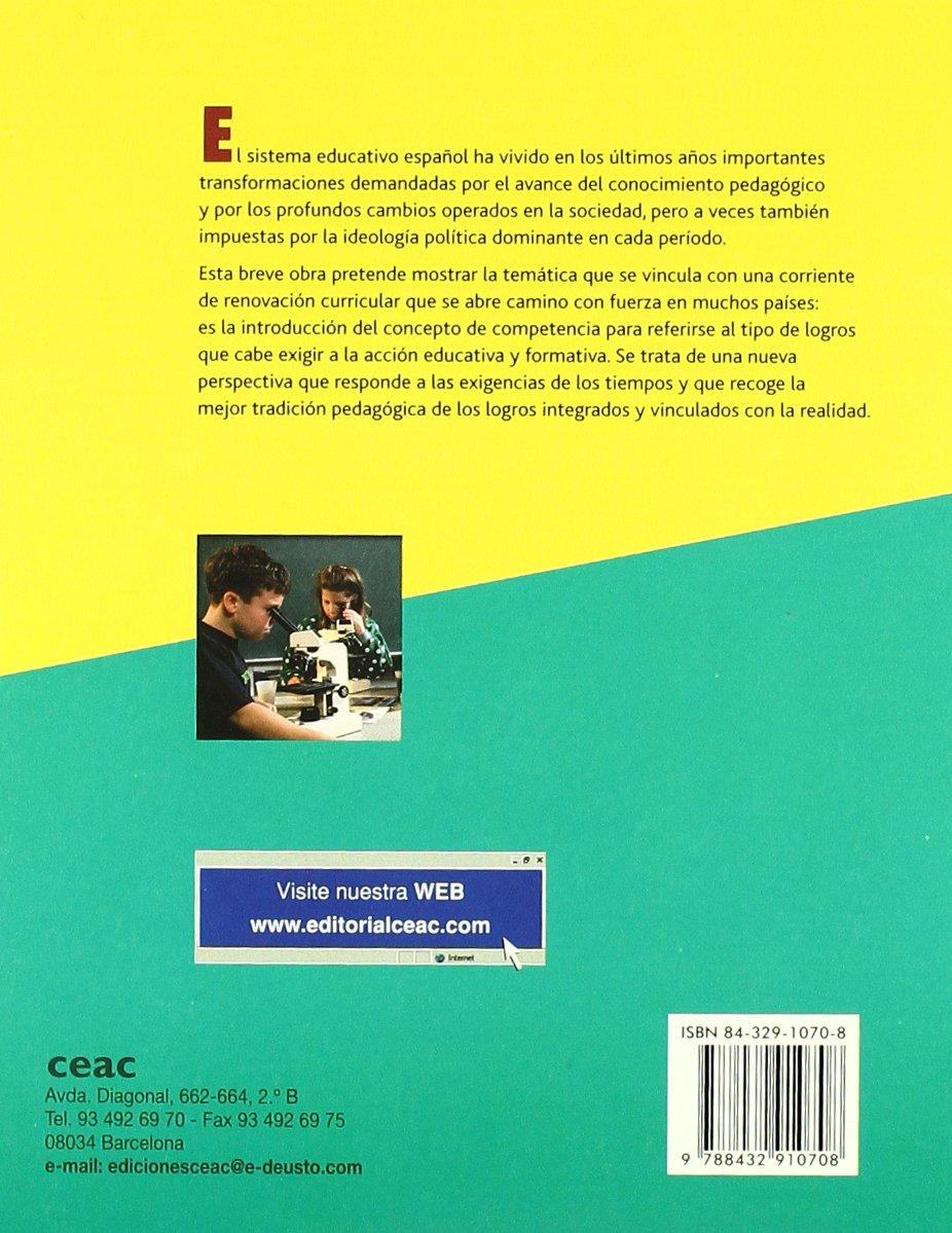 Las competencias básicas en la educación obligatoria Actualidad Pedagogica: Amazon.es: Sarramona Lopez, Jaume: Libros