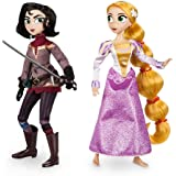 Disney Rapunzel and Cassandra Dolls Gift Set - Tangled: The Series - 11 Inch