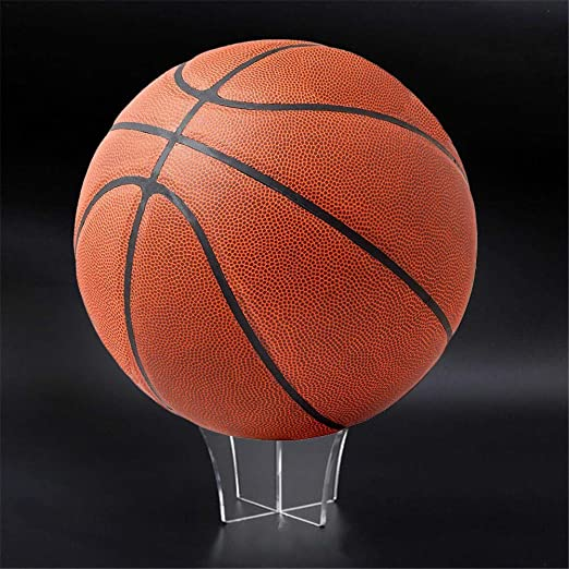 Funihut Expositor de balón de Baloncesto de acrílico multifunción ...