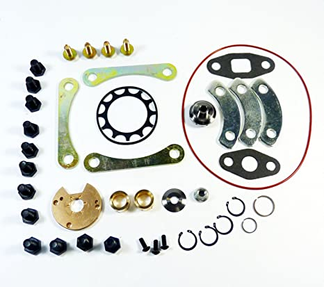Amazon.com: Turbo 360 Rebuild Kit 6262 6266 NEW For 50 60 Trim To4e To4b Upgraded: Automotive
