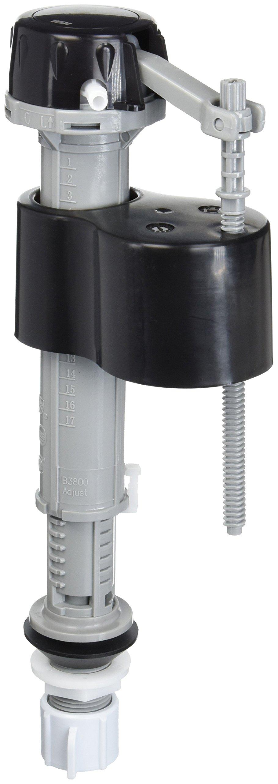Plumbcraft Eco-friendly Adjustable Perfect Flush Anti-siphon Toilet Fill Valve - Fits Most Toilets