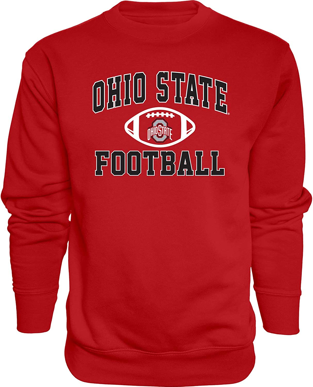 Blue Fashion 84 Cheap mail order sales Men's Crewneck Football Color Team Sweatshirt