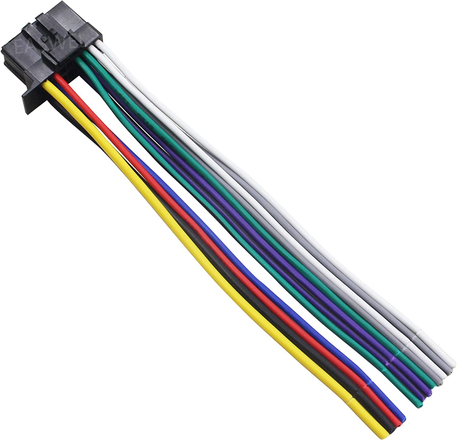 Wire Harness for Pioneer FHS501BT FH-S501BT FHS51BT FH-S51BT