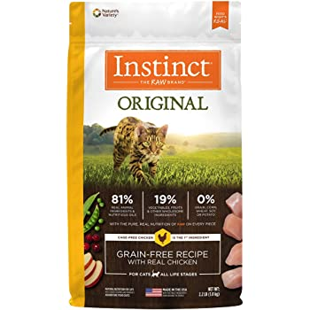 Dry Cat Food Real Nature Wilderness