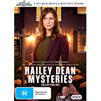 Hailey Dean Mysteries - 3 Film Collection One (Murder With Love/Deadly Estate/Dating Is Murder)