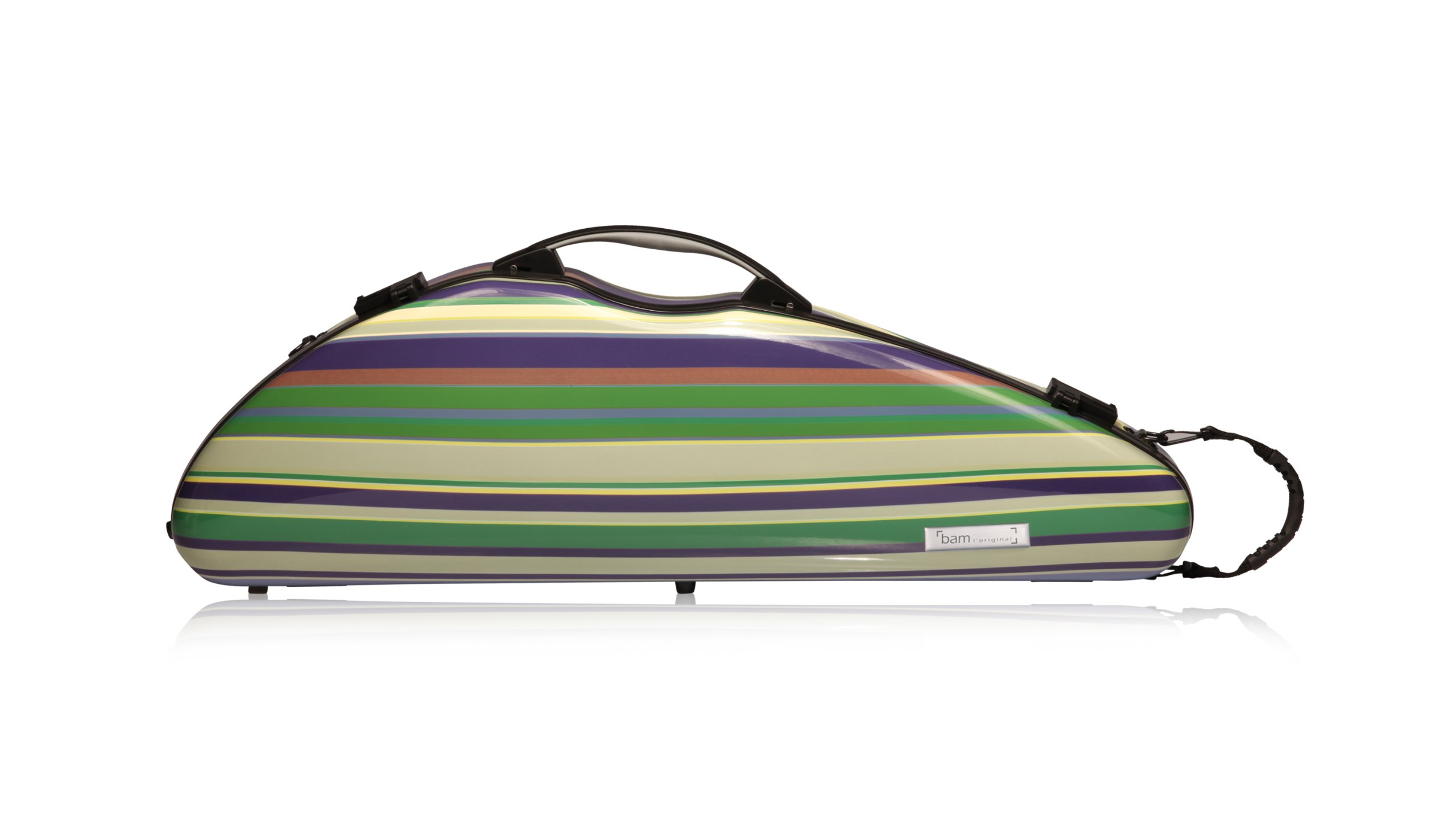 BAM France Hightech Slim 4/4 Violin Case - Limited Edition CL - 2000XL