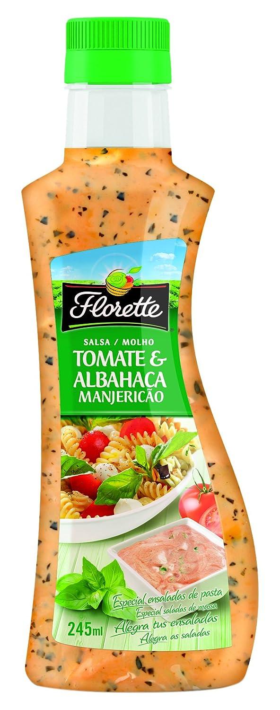 Florette Salsa Tomate Albahaca - 175 ml: Amazon.es: Alimentación y bebidas
