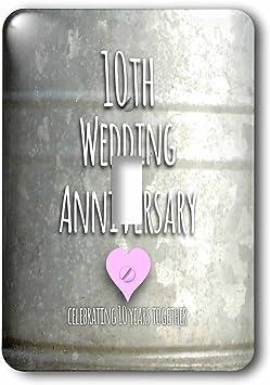 anniversary gift,10th wedding anniversary,aluminium gift,tin gift tin anniversary 10th anniversary 10 year anniversary 10 years together