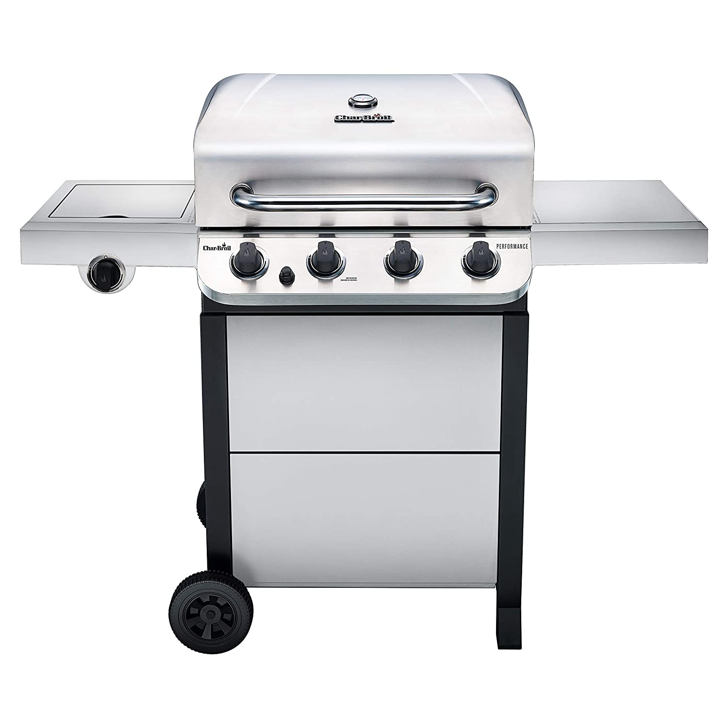 Char-Broil Stainless Steel Gas Grill