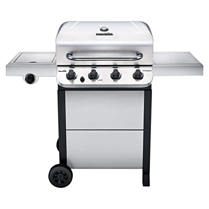 amazon com char broil 463377319 performance stainless steel 4 rh amazon com