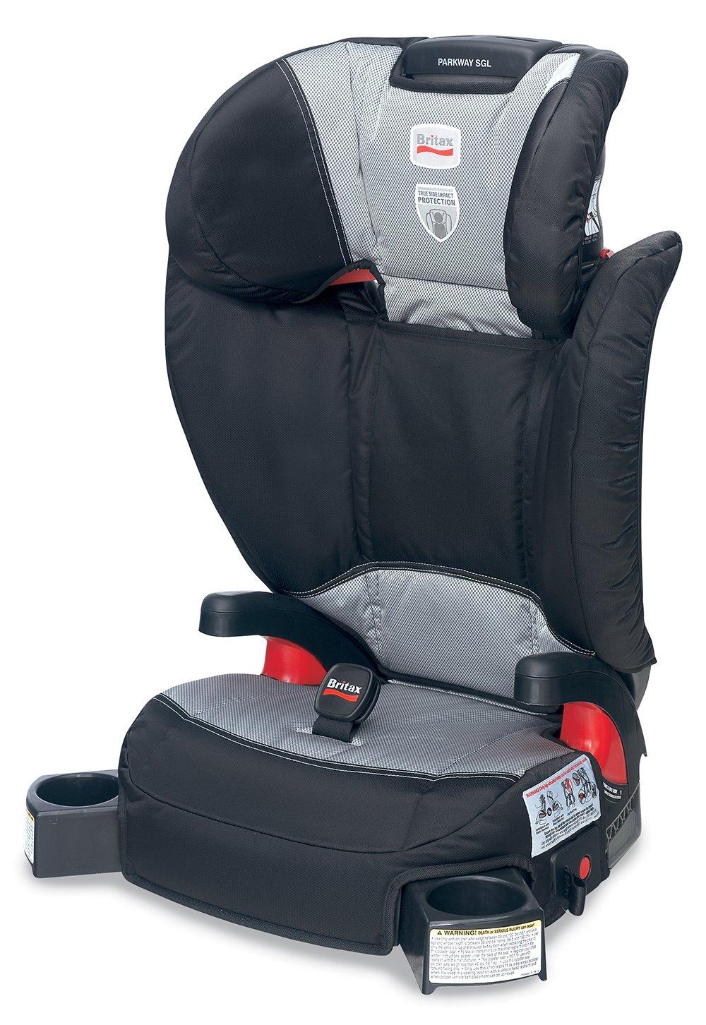 Amazon.com : Britax Parkway SGL Belt-Positioning Booster Seat ...