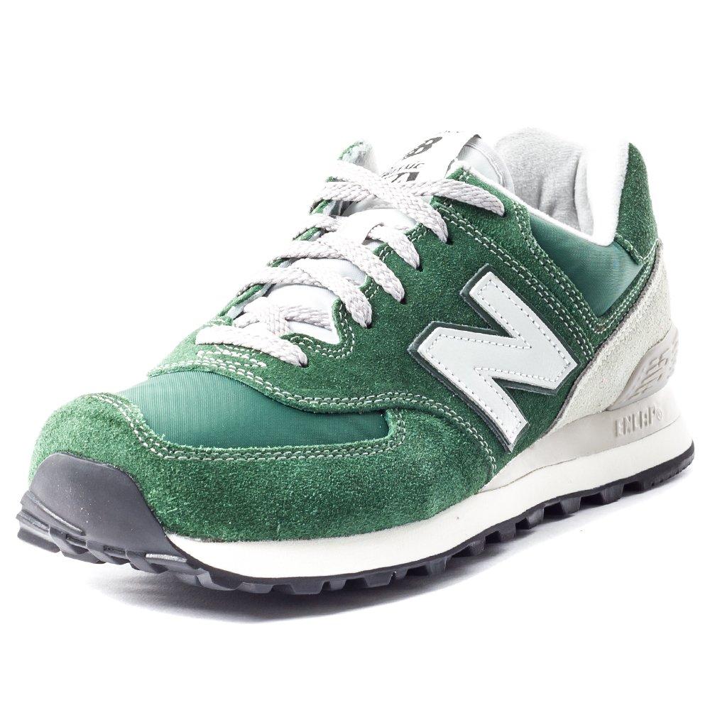 New Balance Herren Nbml574vfo Sneaker  38.5 EU|Gr眉n