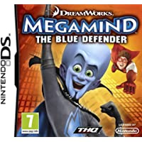 NINTENDO DS MEGAMIND THE BLUE DEFENDER