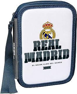 Real Madrid EP-262-RM Plumier de 2 pisos