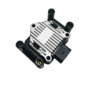 Ignition Coil Pack - Fits 1999, 2000, 2001 Volkswagen Golf, Jetta, on
