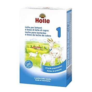 Amazon.com: Holle Latte Di Capra Polvere 1 1400g: Health ...