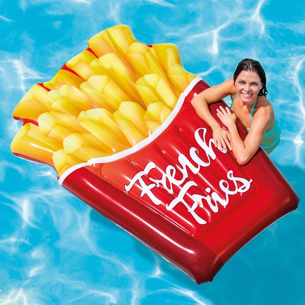 hinchable patatas fritas