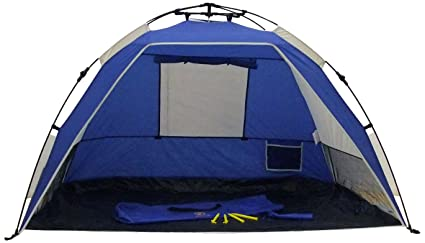 Genji Sports Instant Beach Star Tent Blue  sc 1 st  Amazon.com & Amazon.com: Genji Sports Instant Beach Star Tent Blue: Sports ...