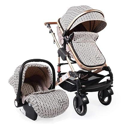 Carro bebé trio, capazo+silla+geupo 0. BBtwin Premium