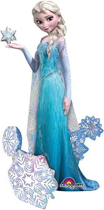 Amscan International - Globos Elsa, Frozen (110087-01)